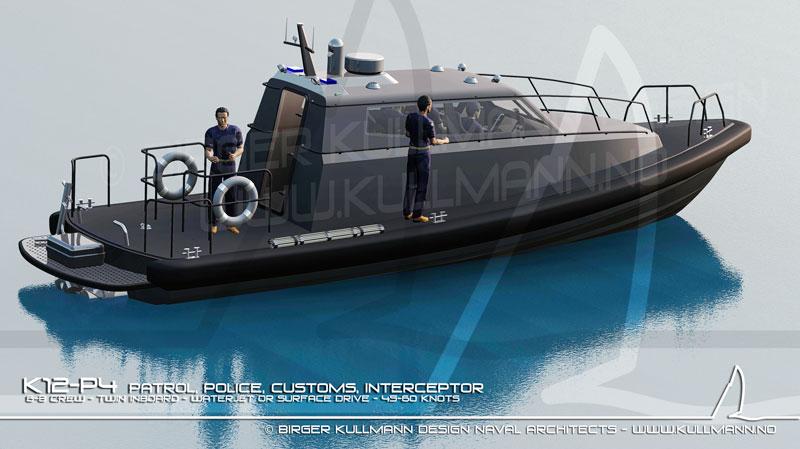 2c4b479536f Birger Kullmann Design • Patrol